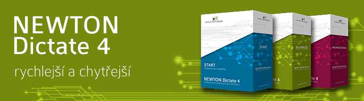 NEWTON Dictate 4 BUSINESS - KIT